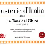 """Osteria """"La Tana del Ghiro"""""""